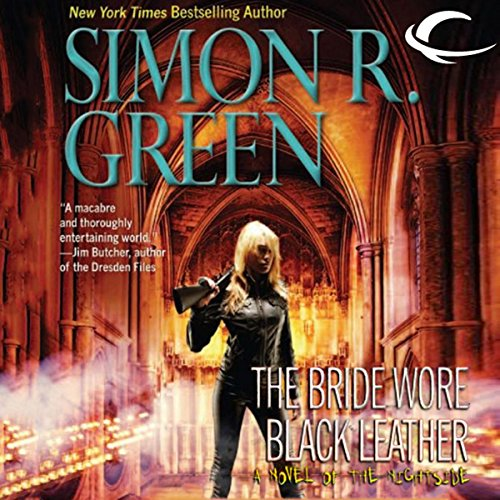 The Bride Wore Black Leather Titelbild
