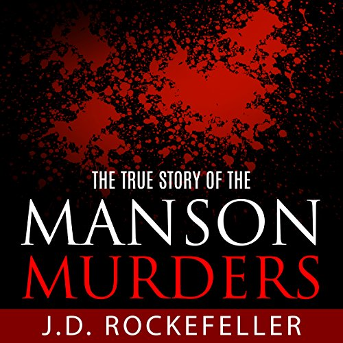 The True Story of the Manson Murders cover art