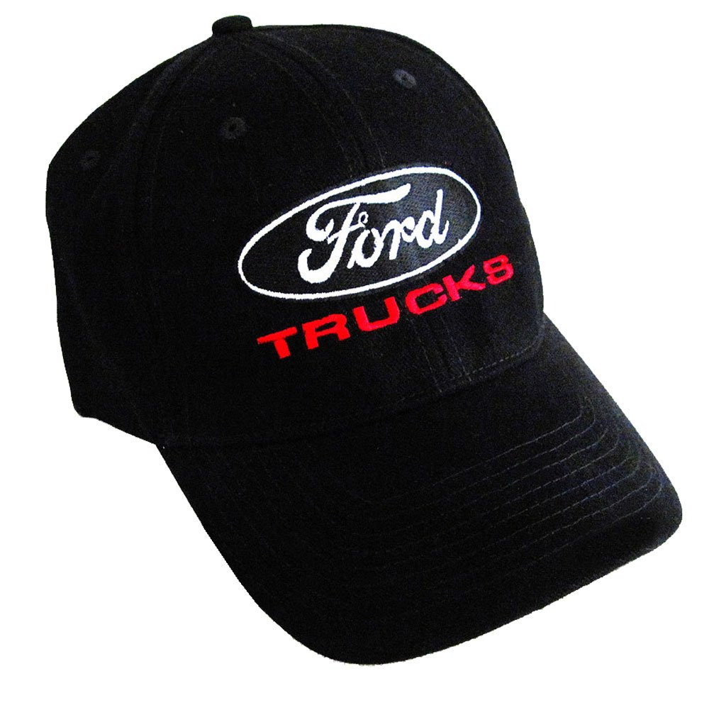 Gregs Automotive Performance Red Black Hat Cap Compatible with Ford Bundle with Driving Style Decal