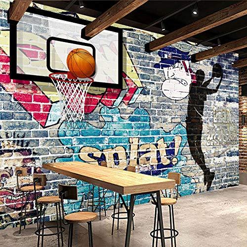 Fondo de pantalla mural personalizado graffiti pintura de arte ...