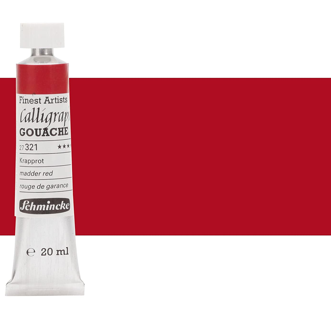 Chartpak 27321007 Calligraphy Madder Red 20ml Paint sut3705625
