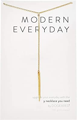 Modern Everyday, The Y-Necklace You Need