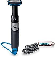 Philips Norelco Bodygroom Series 1100, BG1026/60, Showerproof Body Hair Trimmer and Groomer for Men