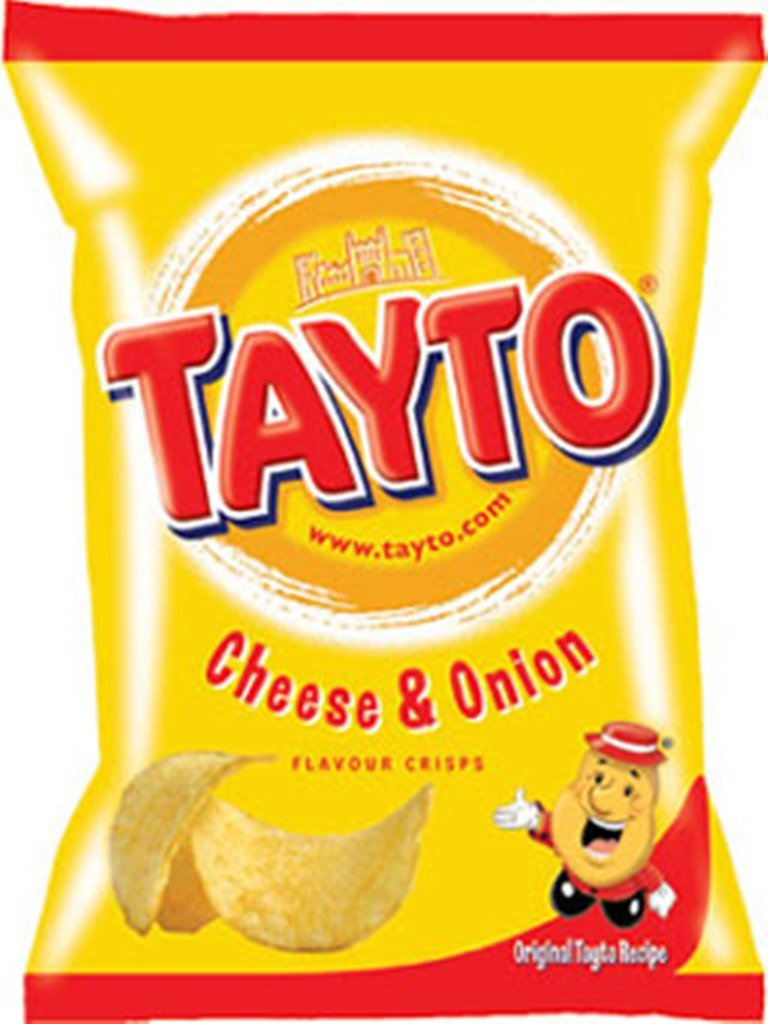 Tayto Cheese and Onion Crisps 1.2 Ounce of Pack Bags 48 Max 44% Seattle Mall OFF