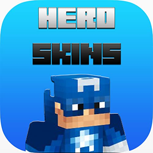 Superhelden Skins für Minecraft
