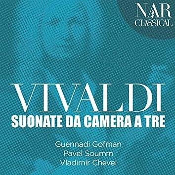 Vivaldi: Suonate da camera a tre