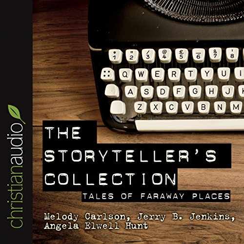The Storytellers Collection audiobook cover art