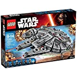 LEGO Star Wars Millennium Falcon 75105 Building Kit by LEGO