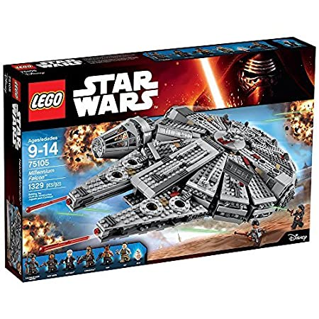 Best Selling Lego Millennium Falcon Builder Kits Foryourcorner