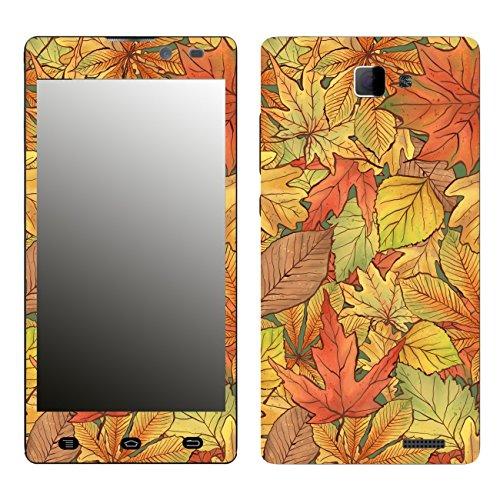 Disagu SF-106412_1186 Design Folie für Archos 50 Neon - Motiv Herbstblätter_03