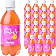 Wow Kombucha ワオコンブチャ ミックスベリー 植物性発酵飲料 (300ml/24本入)