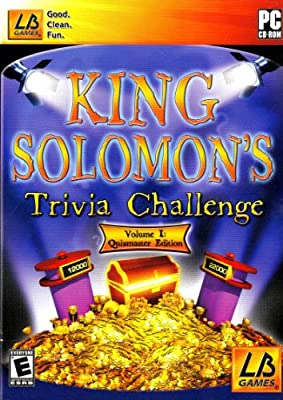 Jack Of All Games 856959001342 Pc King Solomons Trivia Challenge Mbx from Cloud 9 Games