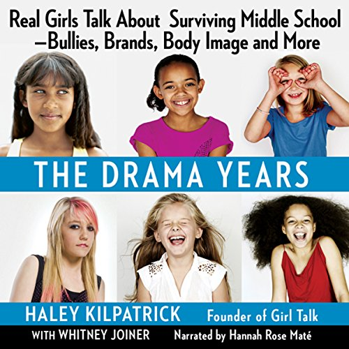 The Drama Years audiobook cover art