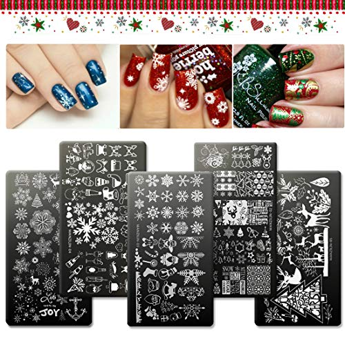 Top 17 nail technician supplies stamp plates and nail art for 2020