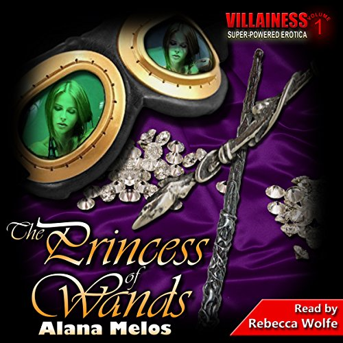 The Princess of Wands audiobook cover art
