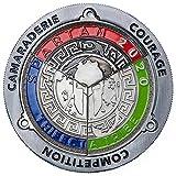 Spartan Trifecta Medal Display