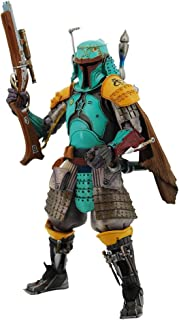 Bellagione The New Star Boba Fett Wars Warrior Figure Detailed Collection Toy