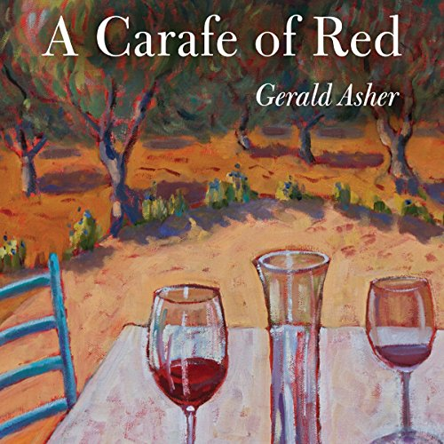 A Carafe of Red audiobook cover art