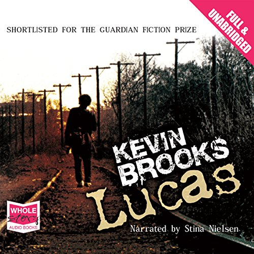 Lucas audiobook cover art