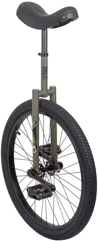 Sun Unicycle Flat Top 24 inch 2014 Green & Black