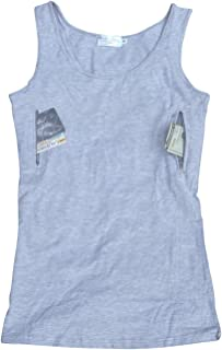 Unisex-adult Tank Top with Two Secret Pockets