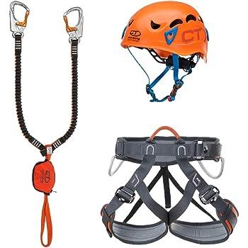 Gurt Jay III Grösse M Helm Zodiac Edelrid Klettersteigset Cable Comfort 5.0