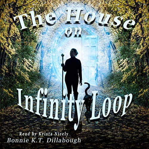 The House on Infinity Loop audiobook cover art