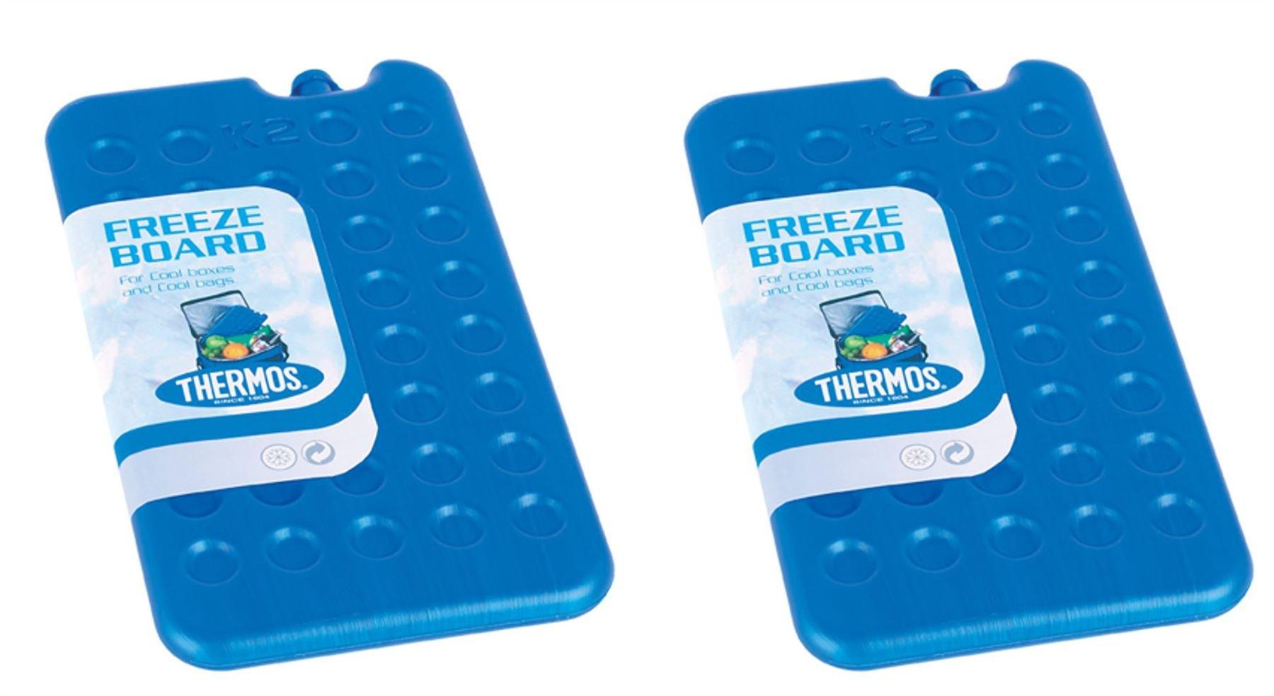 Thermos Cool Bag Hielo Freeze Junta 400 g Pack de 2: Amazon.es: Deportes y aire libre
