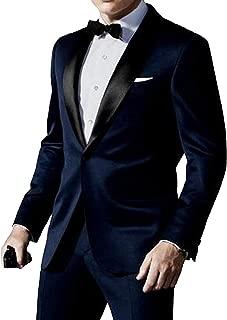Best skyfall midnight blue tuxedo suit Reviews