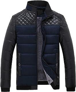 Giubbotto per Uomo Rme Thick Windbreaker Outwear Coat Jacket Abbigliamento Parka Vintage Long Sleeve Capispalla Coat Coat