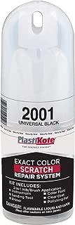 PlastiKote 2001 Black Universal Scratch Repair Kit