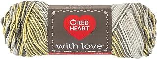 Red Heart Love Lemon Drop, Print