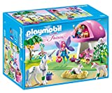 Playmobil 6055 Fairies with Toadstool House