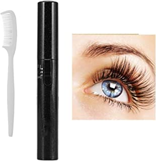 High quality Electric Heated Eyelash Curler Double Side Long Lasting Curling Makeup Tool With Comb Eyelash Curler Eye lash...