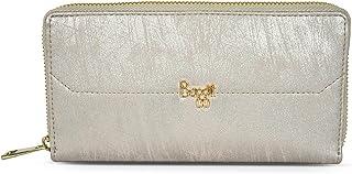 Baggit Women's Ziparound Wallet (Gold)