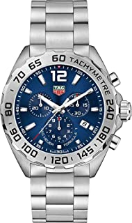 Tag Heuer Formula 1 Blue Dial 43mm Mens Watch CAZ101K.BA0842