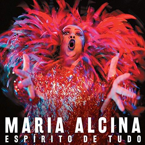 LP Maria Alcina - Espírito de Tudo