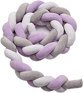 LXYFMS Braided Long Knotted Ball Pillowed Sofa Pillow Creative Nordic Simple Children s Room Decoration Child protection fence