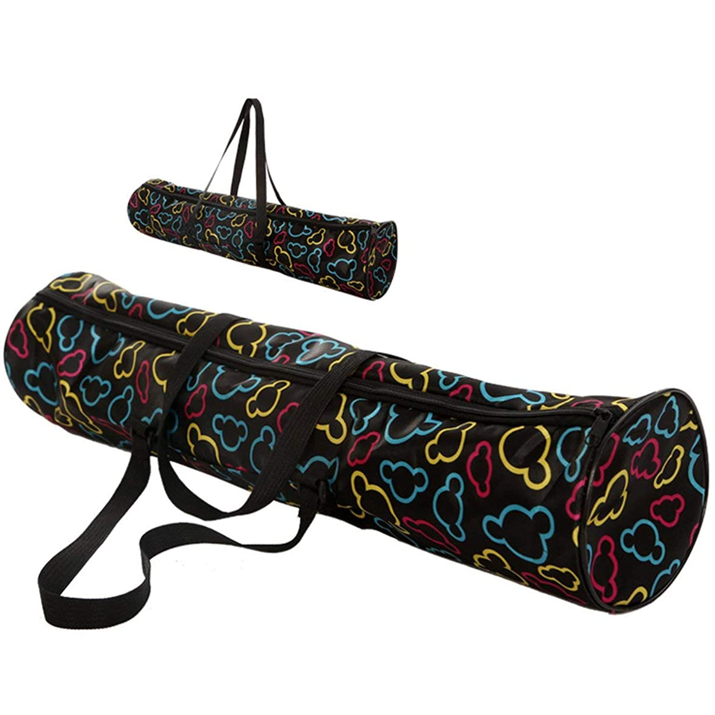特別なクッション出しますIntercorey多機能防水ヨガマットキャリーバックパックアウトドアスポーツバッグポーチファッションヨガバッグ