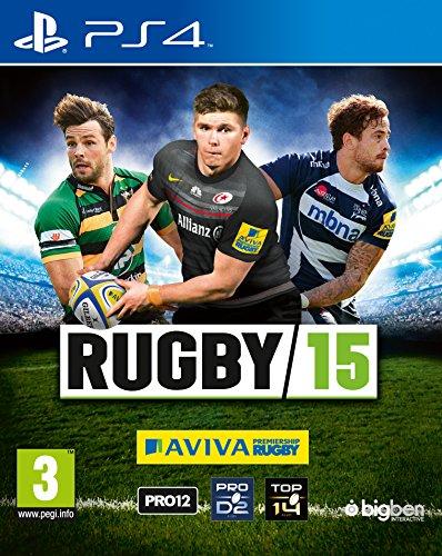 Rugby 15 - Englische Version (PEGI)