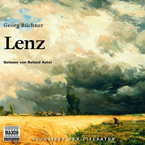 Lenz                   By:                                                                                                                                 Georg Büchner                               Narrated by:                                                                                                                                 Roland Astor                      Length: 1 hr and 12 mins     Not rated yet     Overall 0.0