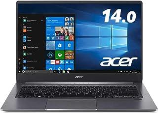 Acerノートパソコン Swift 1 SF114-32-H14Q/S Celeron N4000 4GB 128GB SSD ドライブなし 14.0型 Windows 10 Home