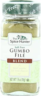 The Spice Hunter Gumbo File Blend, 1.4-Ounce Jar