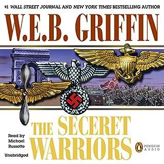 The Secret Warriors audiobook cover art