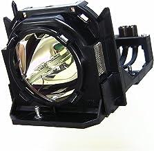 Panasonic Projector Lamp for PT-D10000 DW1000 (4 Pack) ET-LAD10000F