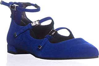 Stuart Weitzman Flippy Women's Flats & Oxfords Electric Size 8 M Blue