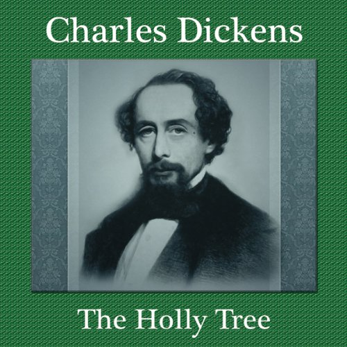 The Holly-Tree audiobook cover art