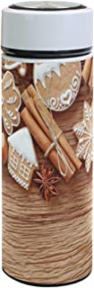 Thermos Delicious Christmas Cookie 17.5 OZ Stainless Steel and Vacuum Insulated Water Bottle
