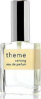 Theme Fragrance Sarong Vanilla Coconut Perfume. 15 ml