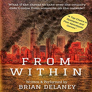 From Within audiobook cover art